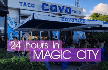 24 Hours in Magic City Cover Photo: Coyo Taco, Miami