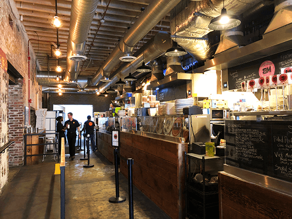 Smallman Galley | Pittsburgh, PA